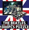 The Beatles Abbey Road 1000pcs Puzzle  / 73.5cm x 51cm / Made in Korea