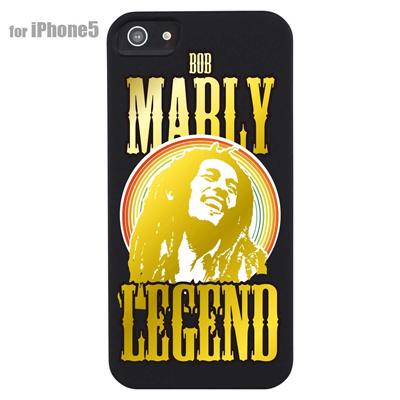 【iPhone5S】【iPhone5】【レゲエ】【iPhone5ケース】【カバー】【スマホケース】【BOB MARLEY】 ip5-08-j0012の画像