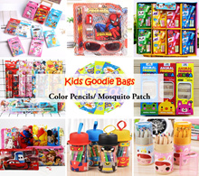 💖 Kids Goodie Bags/ Color Pencil/ Sunglass/ Marker/ Mosquito Patch/ Magic Pen/ Stationary Set 💖