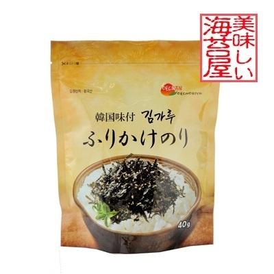 美味しい海苔屋(富永商事)韓国海苔ふりかけ(40g)の画像