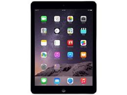 iPad Air Wi-Fiモデル 16GB MD785J/B [スペースグレイ]