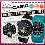 [CHEAPEST PRICE IN SPORE] *CASIO GENUINE* TOUGH AND DURABLE AQS800W SERIES! Free Shipping and 1 year warranty!