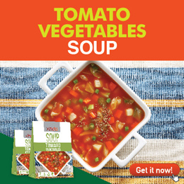 Xndo Tomato Vegetables Soup