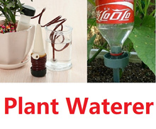 Pairs of Automatic Plant Self Watering Tool Irrigator For Flower Pot Stock in Singapore