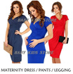 Nursing and Maternity Wear (Bra Dress Breastfeeding Top) / LEGGING / PANT FOR PREGNANT WOMAN