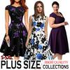 (16th Nov update) S-9XL Summer New Beach Sundress Plus Sizes Women dress/chiffon dress/print dress/leopard dress/plaid dress/casual dress/fast shipping/long sleeve dress