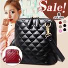 T116 2015 New Quilted Bucket Bag Messenger Shoulder Bag/ Womens Bag/ Handbag/ Sling Bag