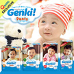 NEW LAUNCH NEPIA GENKI DIAPERS! PROMOTION NEVER BEFORE PRICE!  SG SOLE DISTRIBUTOR!