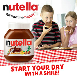 ★Evergreen★ Nutella 350G Cheapest in singapore