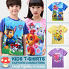 + LITTLE MUSHROOMS + | TSHIRT BLOUSE TOPS | CARTOON PAW PATROL POKEMON PJMASK | GOOD CHEAP SALE |
