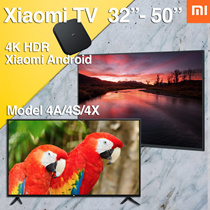 [xiaomi]Fast Delivery Local Dealer❤Xiaomi Smart Android 4K TV 32 43 50