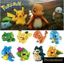 Nano Diamond Mini Building Blocks Local Dealer Sales -Pokemon Go Series