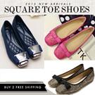 [Size(34-43)]2016 NEW ARRIVAL Square Toe Shoes Flat sandals★Women Sandals ★Fashion Shoes★Wedges★Heels