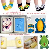 [SG Seller] Beautiful and cute Baby toys/napkins/potty/pillow/clothing/bib/socks