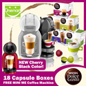 [NESCAFE] BUY 18 BOXES OF CAPSULES - FREE DOLCE GUSTO MINI ME