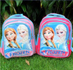 [JTKIDDO] .Clearance sale / Frozen Elsa and Anna Backpack❤ Children School Bag for kids / cartoon