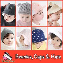 (03 Sep) Baby Children Cap ♥︎  Snap Backing Cap ♥︎  Baseball Cap ♥︎ Sun Shade Cap ♥︎ Hat ♥︎  Beanie