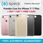 SPECK ORIGINAL SINGAPORE iPhone 7 / 7 Plus Case BUY 1 GET 1 FREE! LIFETIME WARRANTY!