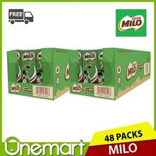 [MILO] 6x200ml ★ X4 / X2 carton ★ ACTIVGO Drink Packs ★ 48 INDIVIDUAL PACKS ★ FRESH STOCKS