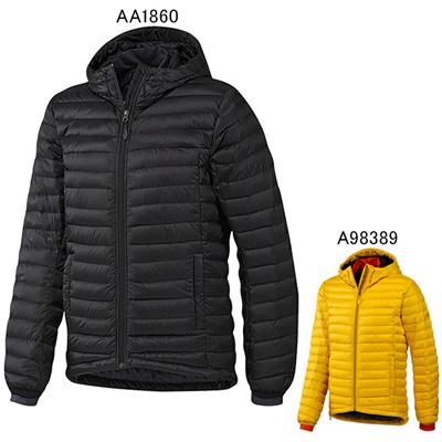 アディダス (adidas) クライマヒート フロスト ライトダウンジャケット KAS69 [分類:アウトドアウェア ダウンジャケット (メンズ・ユニセックス)] 送料無料の画像