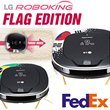[Flag Edition SALE] LG ROBOKING Dual Eyes 2.0 Robot Vacuum Cleaner  VR-6373LVM VR6373LVM English Chinese voice / VR6373LVM/ VR6374LVM/ VR6375LVM/ VR6376LVM/ VR6377LVM/ same functions  as VR6370LVM