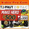 ZOTAC GTX1070 AMP! Ed 8GB GDDR5 Boost:1797MHz  I [PALIT Super JetStream I ZOTAC 1070 AMP Ed Extreme] 8Gb GDDR5 Boost :1835 MHz.Local Stocks Local Warranty!