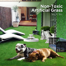 ★KOREA No.1 Turf★ Non-Toxic Artificial Grass Made in Korea / No 4 Heavy Metals Detected
