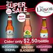 [QOO10 SUPER SALE] [SOMERSBY] BLACKBERRY 330ML X 24 BOTTLES [HOEGAARDEN] HOEGAARDEN ORIGINAL BELGIAN WHEAT BEER 330ML X 24 BOTTLES HOEGAARDEN ROSEE 250ML X 24 BOTTLES [The Liquor Shop]
