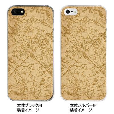 【iPhone5S】【iPhone5】【iPhone5】【ケース】【カバー】【スマホケース】【クリアケース】【星座】 ip5-06-ca0008の画像