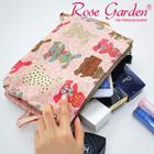 [HowDY] ♡ Rose Garden 5P Multi Pouch Bag ♡ Pouch Shoulder Bags / licensed Product / Korea Fashion / Premium Bag / Travel Bag /  Korea Woman Fashion
