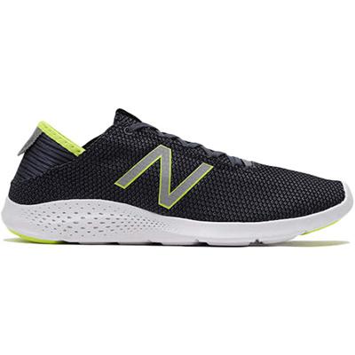 ニューバランス(newbalance)VAZEECOASTグレー/イエローMCOASGY2【ランニングシューズメンズスリッポンジョギングマラソン】