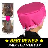 ★Hair Steamer Cap★ 200% improving treatment absorption Korea BEST OF BEST Steamer Cap