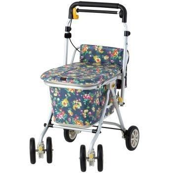 【送料無料】 象印ベビー シルバーカー ヘルスバッグ わくわくタント 歩行車 押し車 介護用品