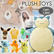 ★Plush Toys Galore! ★Snorlax ★Gift Ideas ★Soft ★Girl ★Cushion ★Bed ★Pokemon ★Hug ★