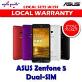 ASUS Zenfone 5 Dual-SIM (1 Year ASUS Local Warranty)