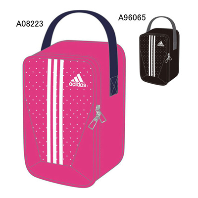 アディダス (adidas) エンセイ シューズバッグ KBQ10 [分類:シューズケース・シューズバッグ]の画像