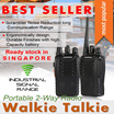 [SG SALE] Walkie Talkie★Long Distance Two-Way Radio up to true 3KM★Easy function★Ruggard and premium quality Build★ No frills sale★ Next Day Delivery