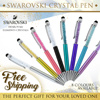 Free Shipping Swarovski Crystal Pen - Best gift for your loved one.