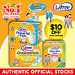 [Unicharm] 【$10 OFF EVERY 2 PROMO!!】LIFREE Adult Diaper - Powerful Super Absorb JAPAN QUALITY!