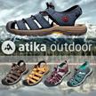 ★Atika Outdoor★ Sports Sandel/Strap toecap/ Men/ Women/ Kids/ Aqua/ Beach/ High quality