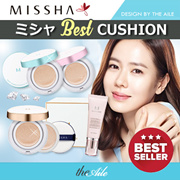 [MISSHA/ミシャ] ★Best Price★ Missha Best Cushion Collection  マジック クッション