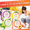 Fat and Carbs Blocker Drinks