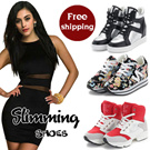 Superior quality Slimming Shoes Women shoes winter shoes Sports Shoes winter boots jelly shoes sandals Singapore local Running High Heel Casual Shoes wedge shoes leather flats etc sex dress clothing
