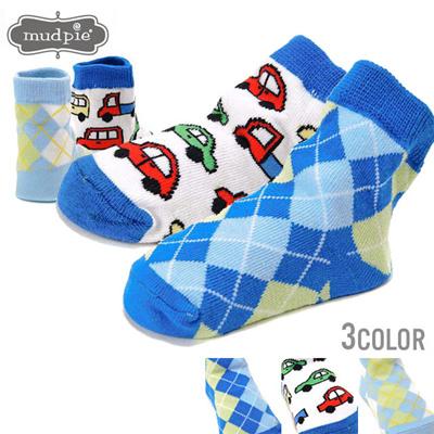 マッドパイ Mud Pie ベビー ソックス 靴下 NO.2の画像