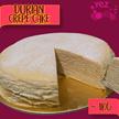 Yez cake D24 Durian Crepe Cake