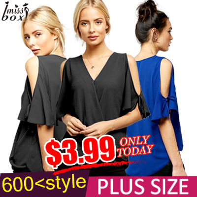?SUPER SALE?2017 S-7XL NEW PLUS SIZE FASHION LADY DRESS OL BLOUSE PANTS TOP Deals for only S$29 instead of S$0