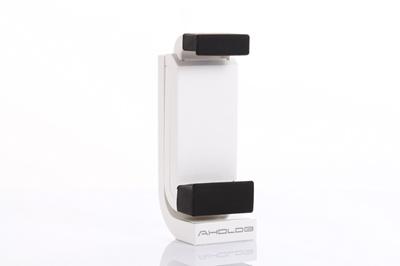 スマートフォン 三脚ホルダー Winten WT-HS01-WH スマートフォンホルダー Smart phone holder iPhone/スマホ 三脚ホルダー アタッチメント 90度回転の画像