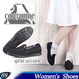 【ルコック】クロンヌ QFM-5219BK le coq  ランニング シューズ カジュアル スニーカー セール 8000円以上送料無料