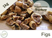 [1kg] Premium Turkish Dried Figs The Nuts Warehouse