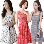15/8 Korean dresses/Occupation/Casual/chiffon/lace/suit/Office/Leisure/Bridesmaid/Short